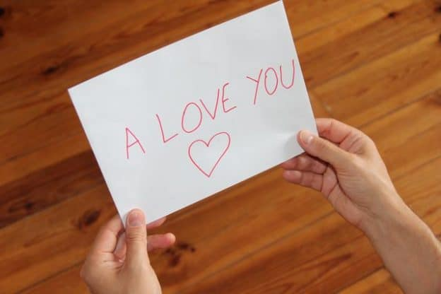 A love you